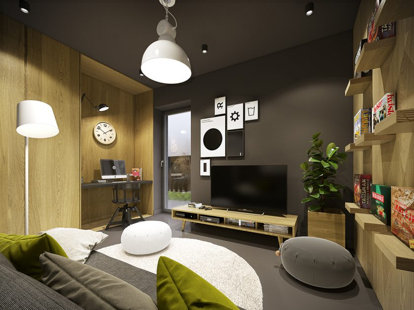 Big City Apartment / stilprojekt Blog Christoph Baum